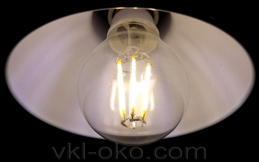 Filament — светодиодные лампы нового поколения