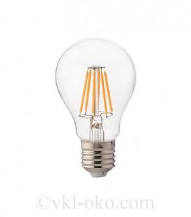 Светодиодная лампа LED Horoz FILAMENT GLOBE-10 10W Е27