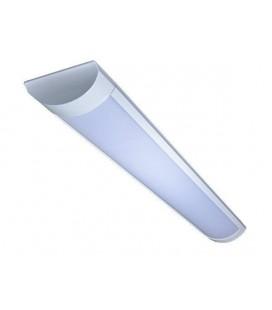 Светодиодный светильник Horoz накладной Tetra 18W 60см 4200К/6400К