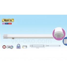 Светильник влагозащитный IP65 NEHIR-36 36W  4200К/6400К