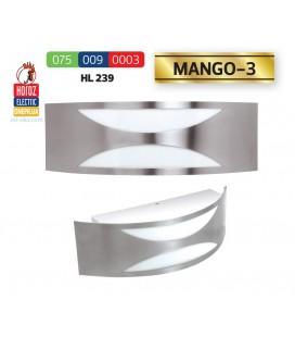 Светильник настенный уличный Horoz Mango-3 E27