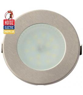 Светильник встраиваемый мебельный LED Horoz ANGELA 2W