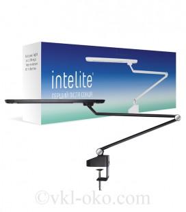 Умная настольная лампа Intelite IDL 12W (димминг, температура) черная