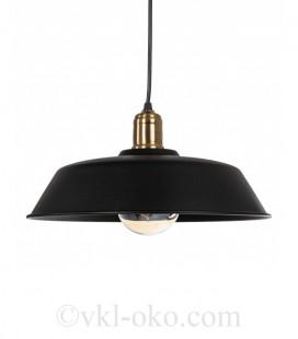 Люстра подвесная Atma Light серии Loft NewYork P260 Black