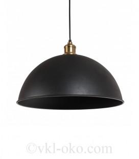 Люстра подвесная Atma Light серии Loft Boston P410 Black