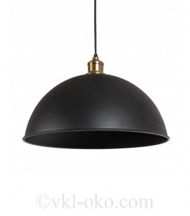 Люстра подвесная Atma Light серии Loft Boston P305 Black