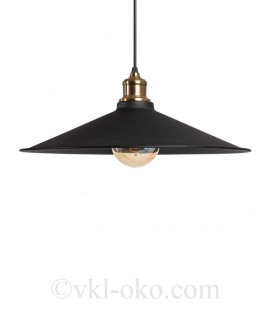 Люстра подвесная Atma Light серии Loft Chicago P260 Black