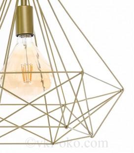 Люстра подвесная Atmolight Prism P315 Gold
