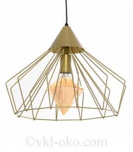 Люстра подвесная Atmolight Pyramid P350 Gold