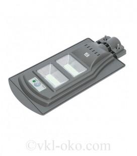 LED уличный светильник на солнечной батарее UNILITE 40W 6500К