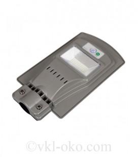 LED уличный светильник на солнечной батарее UNILITE 20W 6500К