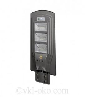 LED уличный светильник на солнечной батарее UNILITE 60W 6500К