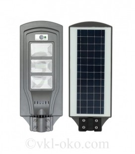 LED уличный светильник на солнечной батарее UNILITE 20W 6500К (VS-109545)