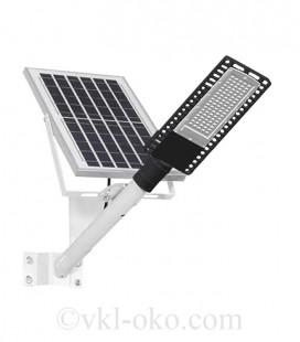 LED светильник на солнечной батарее VARGO 100W 6500К с выносной панелью