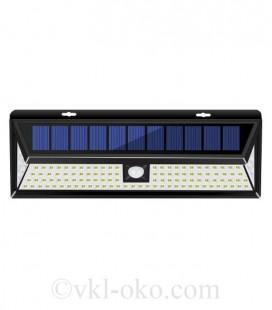 LED настенный светильник на солнечной батарее VARGO 25W SMD