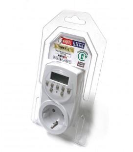 таймер недельный для автоматического включения электрических приборов купить