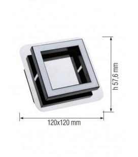 Светильник накладной потолочный LIKYA-1 5W