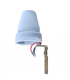 Датчик освещенности фотоэлемент FLEX (сумеречное реле)