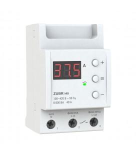 Однофазное реле тока ZUBR I40 8800 ВА