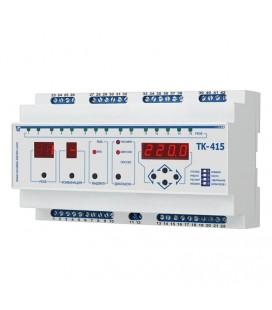 Таймер электронный последовательно-комбинационный ТК-415 Новатэк-Электро