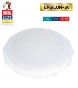 Светильник накладной декоративный LED 36W 6400K