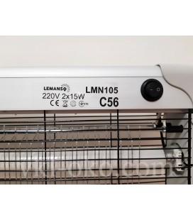 Уничтожители насекомых на 100 м² Lemanso LMN 105 30Вт