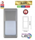 Светильник LED фасадный Horoz ILGIN 12W 4200K IP65