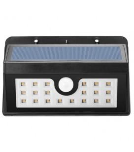 Настенный LED светильник на солнечной батарее VARGO 9W с датчиком движения