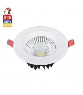 Светильник точечный врезной COB LED Horoz VANESSA 10W 6400K