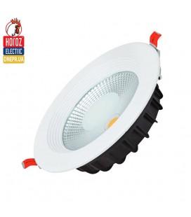 Светильник точечный врезной COB LED Horoz VANESSA 15W 6400K