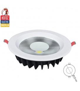 Светильник точечный врезной COB LED Horoz VANESSA 20W 6400K