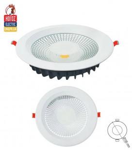 Потолочный врезной светильник LED Horoz VANESSA 20W 6400K