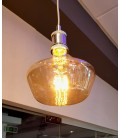 Лампа Filament GINZA Amber 8W E27 2200K