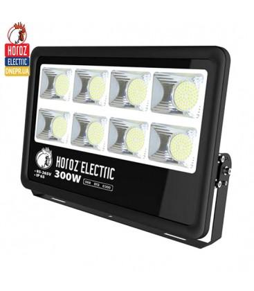 Прожектор светодиодный LED HOROZ LION-200 200W 6400K (холодный белый)