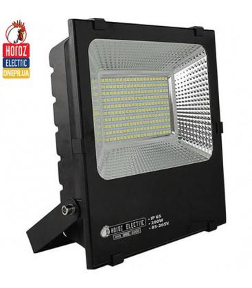 Прожектор светодиодный HOROZ LEOPAR-100 100W IP65 6400K