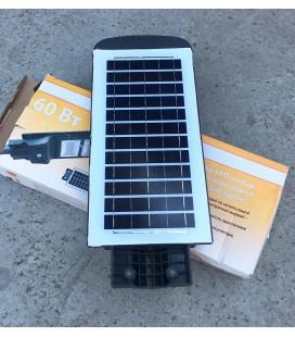 Уличный светодиодный фонарь ДКУ на солнечных батареях 90W 6500К IP65