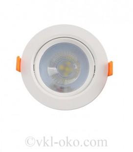 Светильник точечный врезной LED Horoz NORA-5 5W