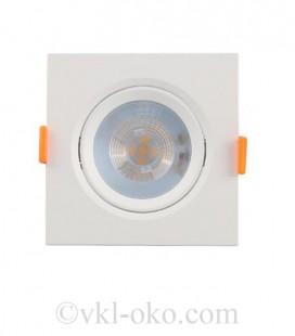 Светильник точечный врезной LED Horoz MAYA-5 5W