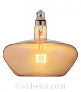 Лампа Filament GINZA-XL Amber 8W E27