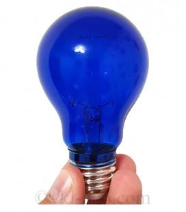 Светодиодная лампа FILAMENT A60 4W E27 синяя
