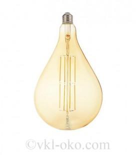 Лампа Filament TOLEDO Amber 8W E27