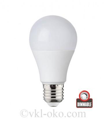 Светодиодная лампа EXPERT-10 10W E27 диммируемая