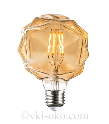 Лампа Filament RUSTIC CRISTAL 4W E27