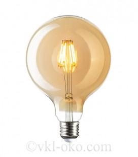 Лампа FILAMENT RUSTIC GLOBE 6W E27