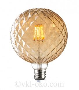 Лампа Filament RUSTIC TWIST 6W E27