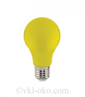 Светодиодная лампа SPECTRA 3W E27 жёлтая