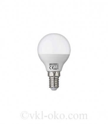 Светодиодная лампа ELITE-4 4W E14
