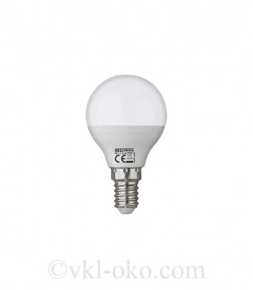 Светодиодная лампа ELITE-6 6W Е14
