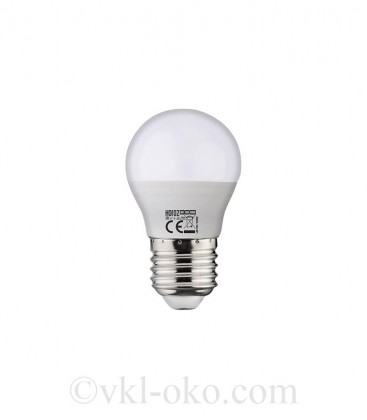 Светодиодная лампа ELITE-6 6W E27
