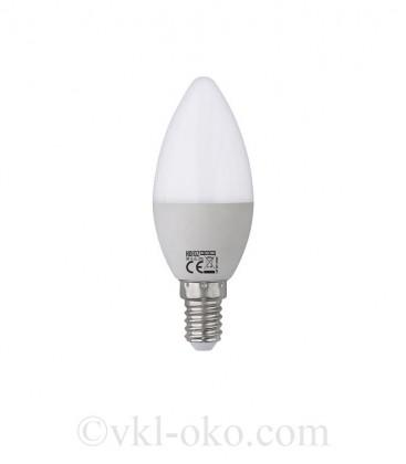 Светодиодная лампа свеча ULTRA-6 6W Е14